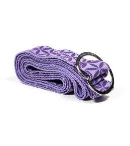 YOGA PRACTICE SUPPORT STRAP...